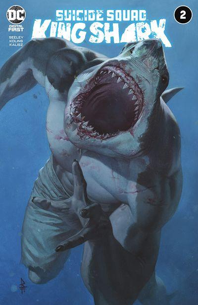 Suicide Squad – King Shark #2 (2021)