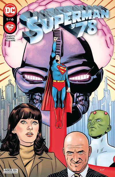 Superman '78 #1 (2021)