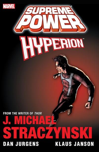 Supreme Power – Hyperion (TPB) (2006)