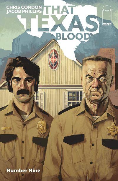 That Texas Blood #9 (2021)