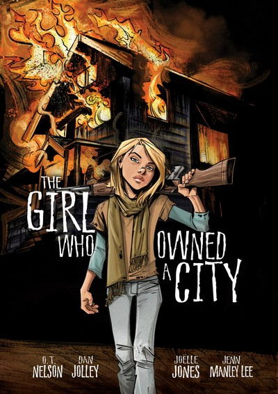 The Girl Who Owned a City – The Graphic Novel (2012)