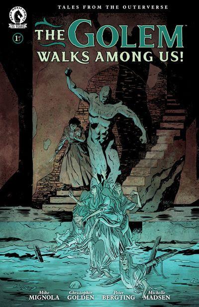The Golem Walks Among Us! #1 (2021)