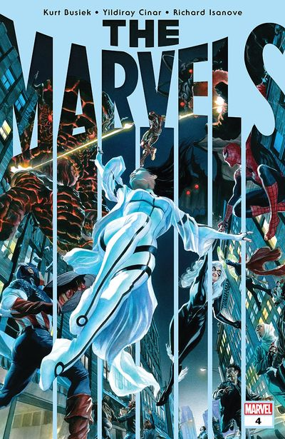 The Marvels #4 (2021)