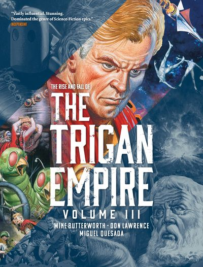 The Rise and Fall of the Trigan Empire Vol. 3 (2021)