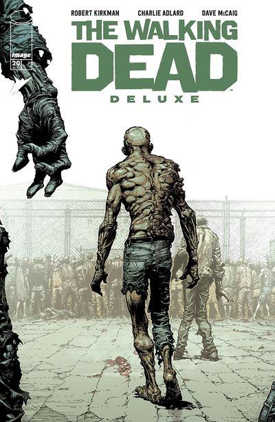 The Walking Dead Deluxe #20 (2021)