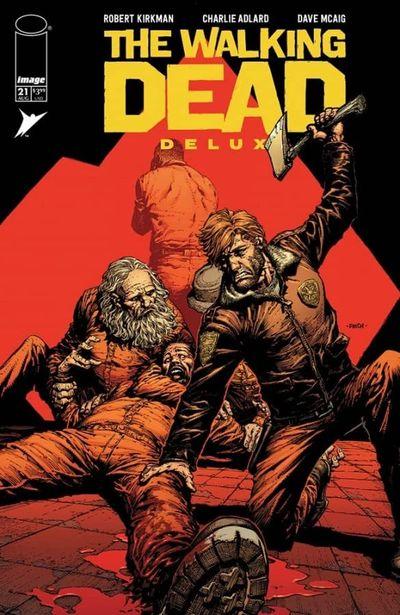 The Walking Dead Deluxe #21 (2021)