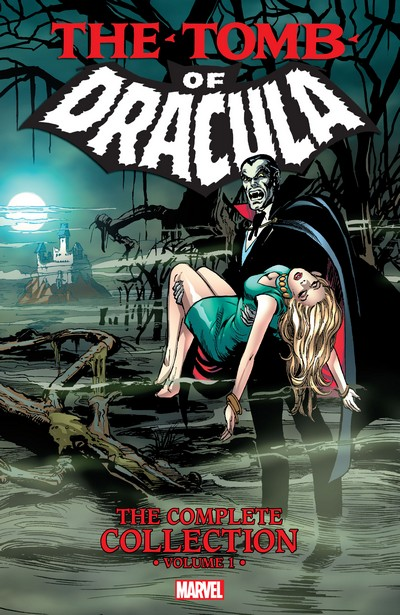 Tomb of Dracula – The Complete Collection Vol. 1 (2017)