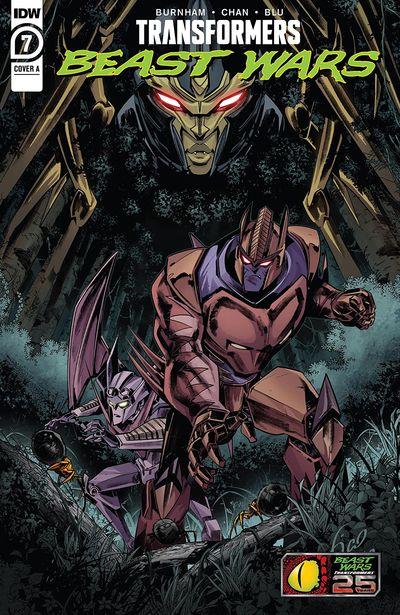 Transformers – Beast Wars #7 (2021)