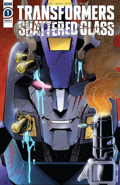 Transformers – Shattered Glass #1 (2021)