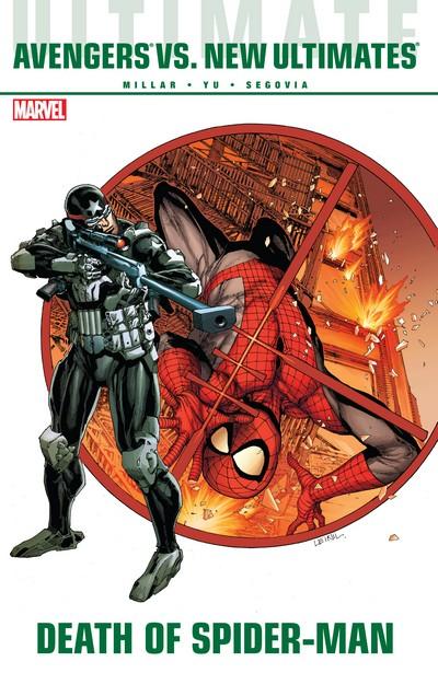Ultimate Comics Avengers vs. New Ultimates – Death of Spider-Man (TPB) (2012)