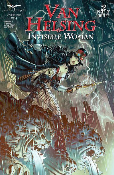 Van Helsing – Invisible Woman (2021)
