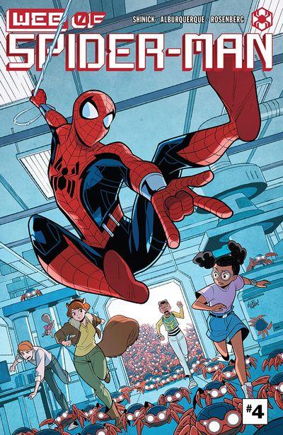 W.E.B. Of Spider-Man #4 (2021)
