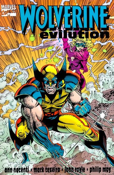 Wolverine – Evilution (1994)