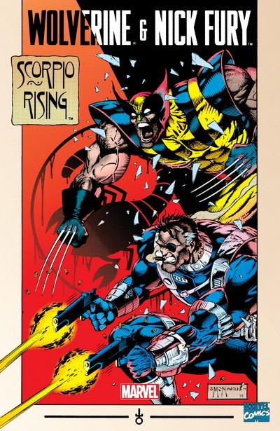 Wolverine – Nick Fury – Scorpio Rising (1994)