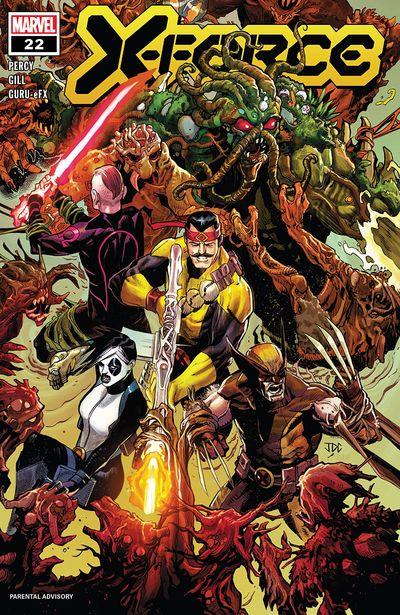 X-Force #22 (2021)