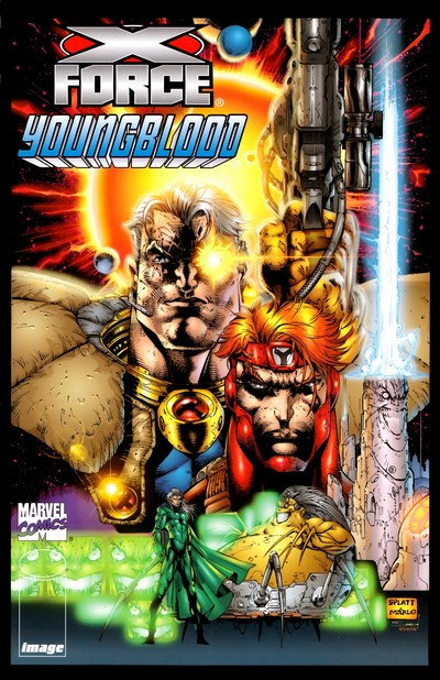 X-Force – Youngblood (1996)