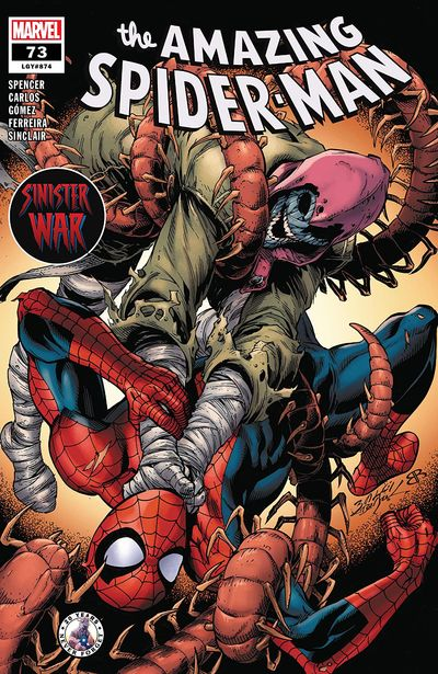 Amazing Spider-Man #73 (2021)