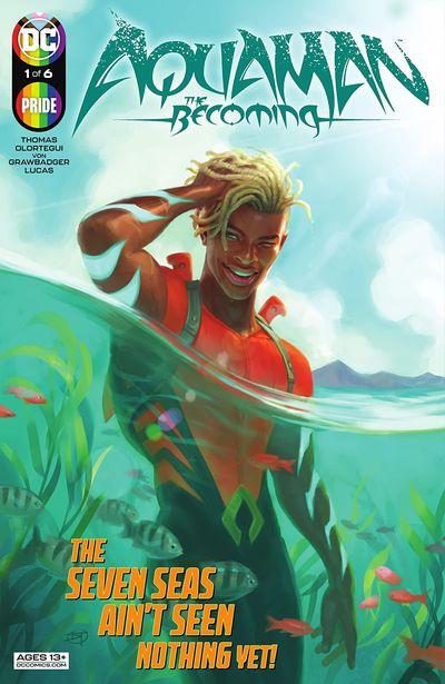 Aquaman – The Becoming #1 (2021)