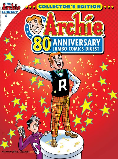 Archie 80th Anniversary Comics Digest #4 (2021)