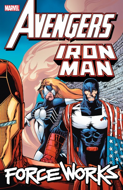 Avengers – Iron Man – Force Works (TPB) (2016)