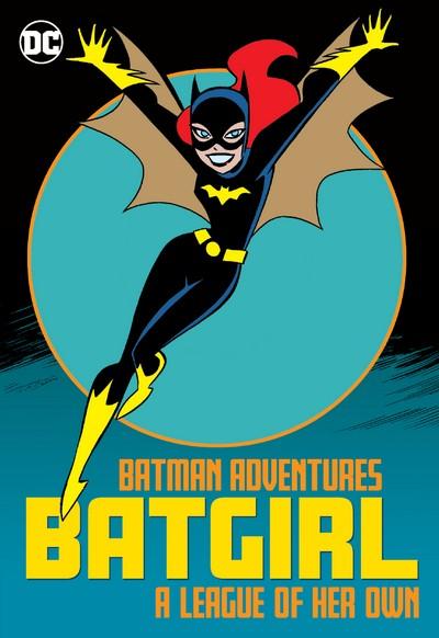 Batman Adventures – Batgirl – A League of Her Own (TPB) (2020)