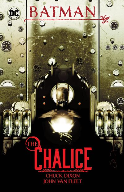 Batman – The Chalice (TPB) (2020)