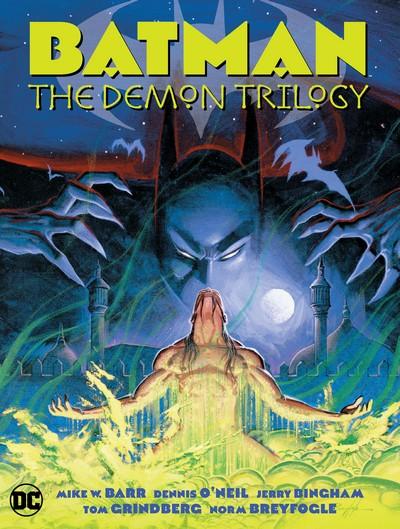 Batman – The Demon Trilogy (TPB) (2020)