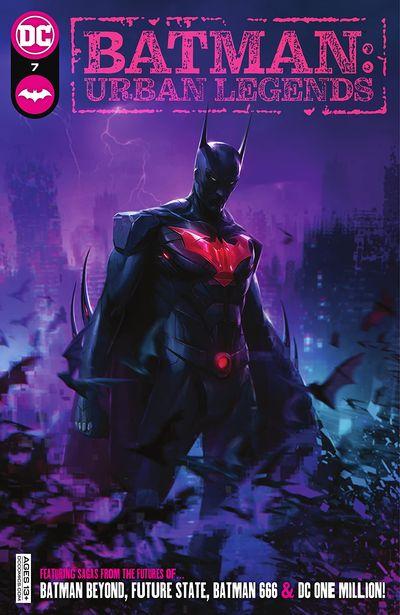 Batman – Urban Legends #7 (2021)