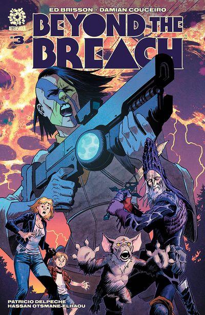 Beyond the Breach Vol. 1 #3 (2021)