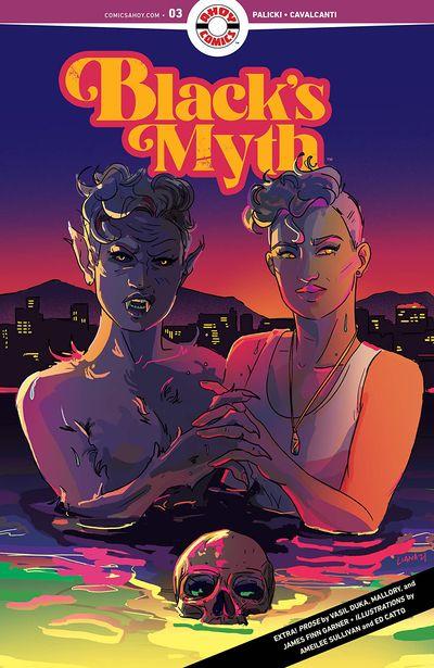 Black's Myth #3 (2021)