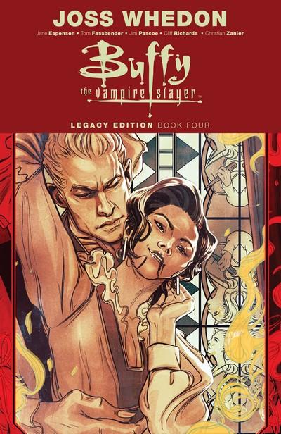 Buffy the Vampire Slayer Legacy Edition – Book 4 (2021)