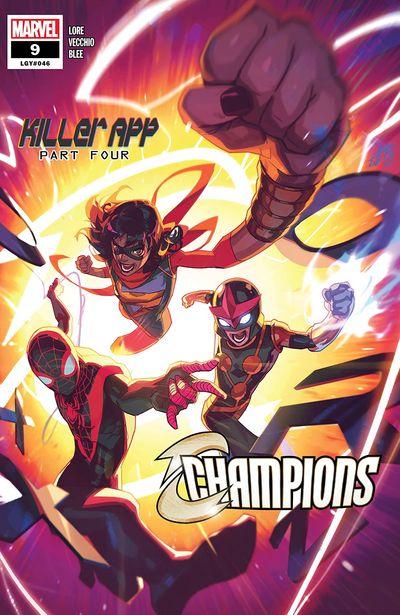 Champions #9 (2021)