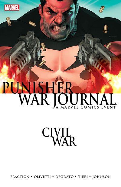 Civil War – Punisher War Journal (TPB) (2015)
