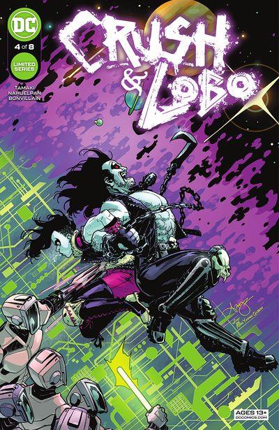 Crush and Lobo #4 (2021)