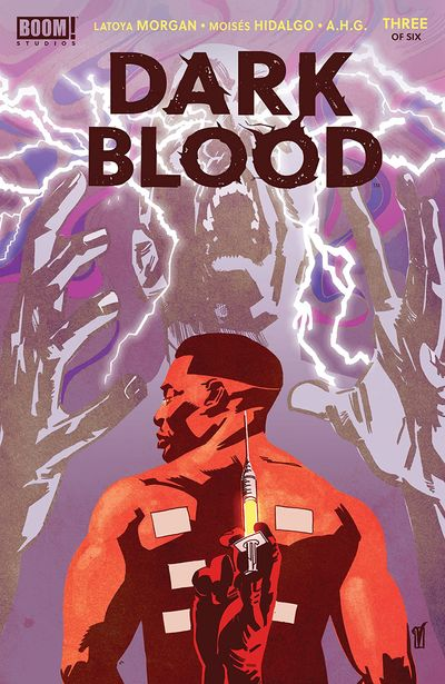 Dark Blood #3 (2021)