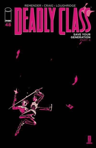Deadly Class #48 (2021)