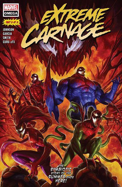 Extreme Carnage – Omega #1 (2021)