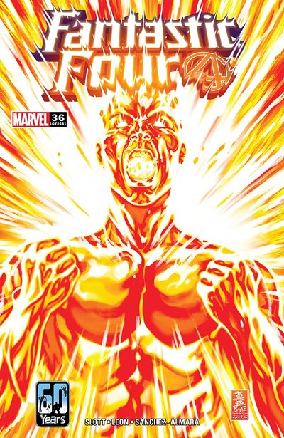Fantastic Four #36 (2021)