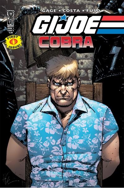 G.I. Joe – Cobra #1 – 13 (2009-2011)