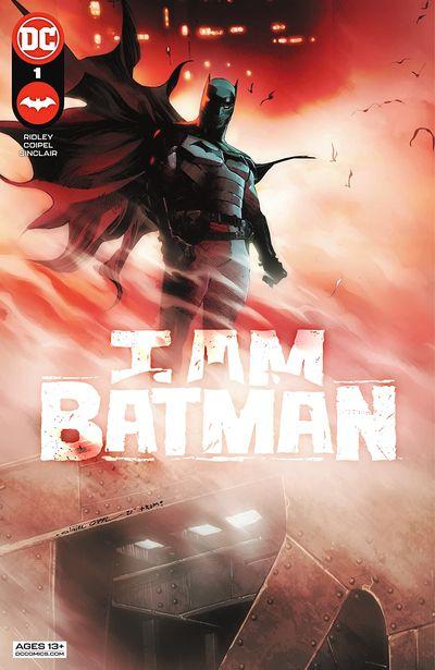I Am Batman #1 (2021)