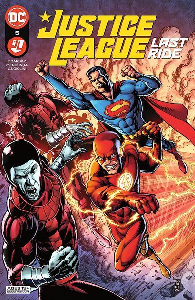 Justice League – Last Ride #5 (2021)