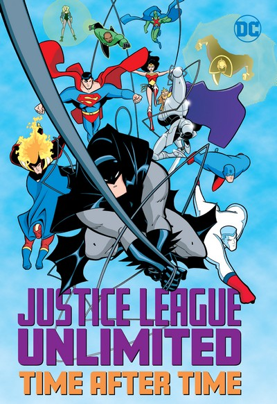 Justice League Unlimited – Time After Time (TPB) (2020)