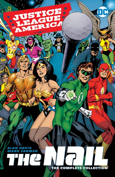 Justice League of America – The Nail – The Complete Collection (2020) (Omnibus)