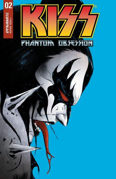 KISS – Phantom Obsession #2 (2021)