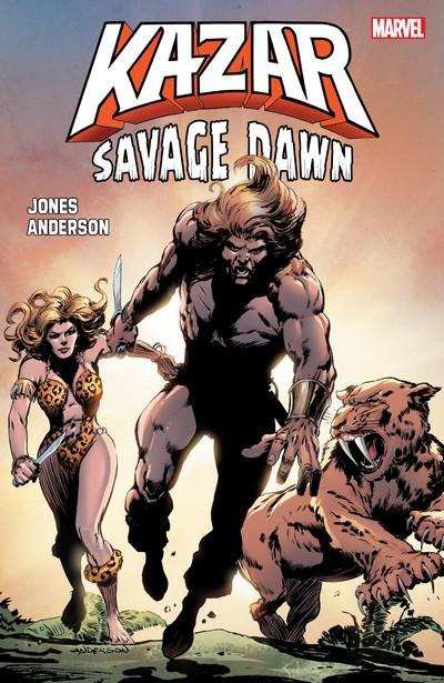 Ka-Zar – Savage Dawn (TPB) (2017)