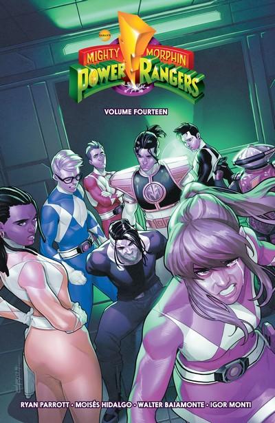 Mighty Morphin Power Rangers Vol. 14 (TPB) (2021)