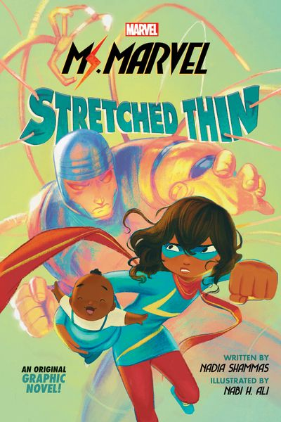 Ms. Marvel – Stretched Thin (2021) (OGN)