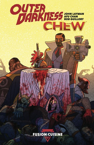 Outer Darkness – Chew – Fusion Cuisine (TPB) (2020)