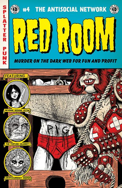 Red Room #4 (2021)