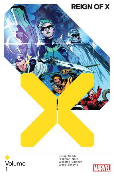 Reign Of X Vol. 1 – 3 (TPB) (2021)